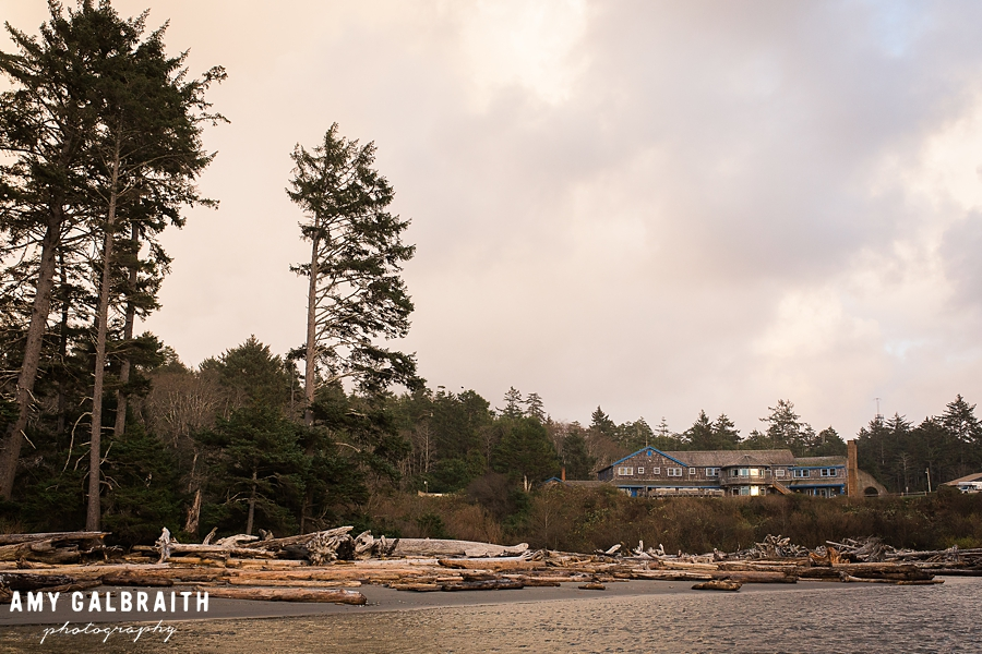 kalaloch lodge in olympic national park