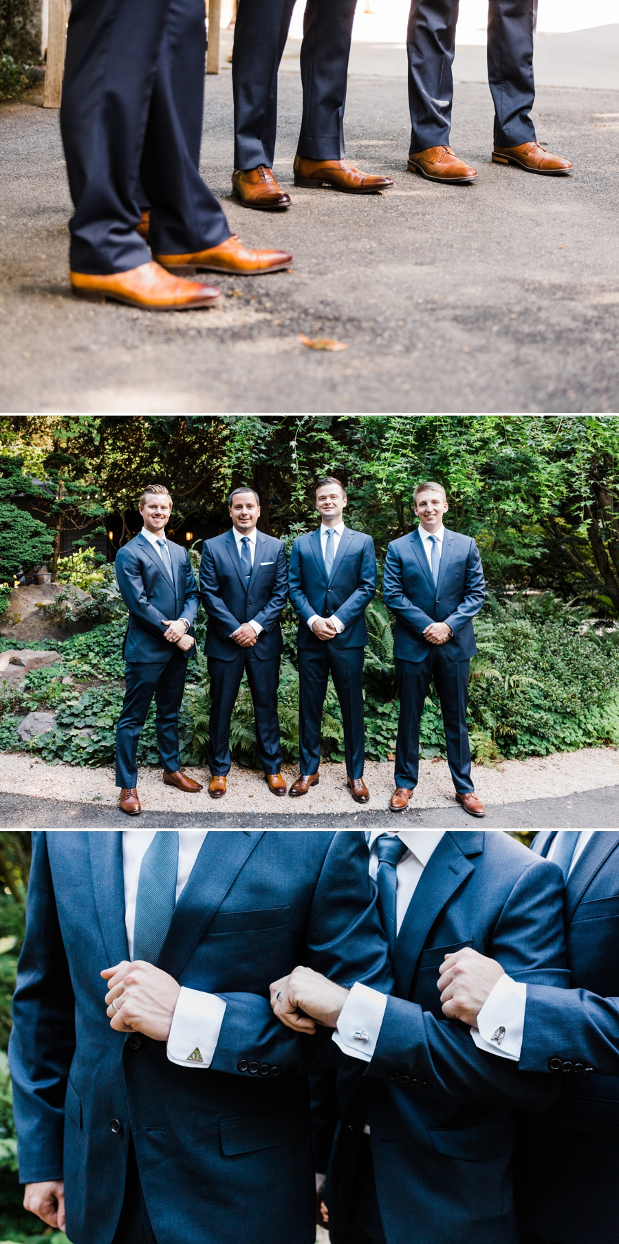 Outdoor Summer Winery Wedding at JM Cellars in Woodinville photographed by Seattle Wedding Photographer Amy Galbraith Photography