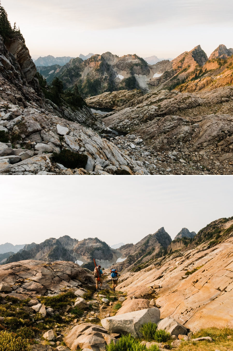 Backpacking Gothic Basin in the North Cascades by Adventure Photographer Amy Galbraith