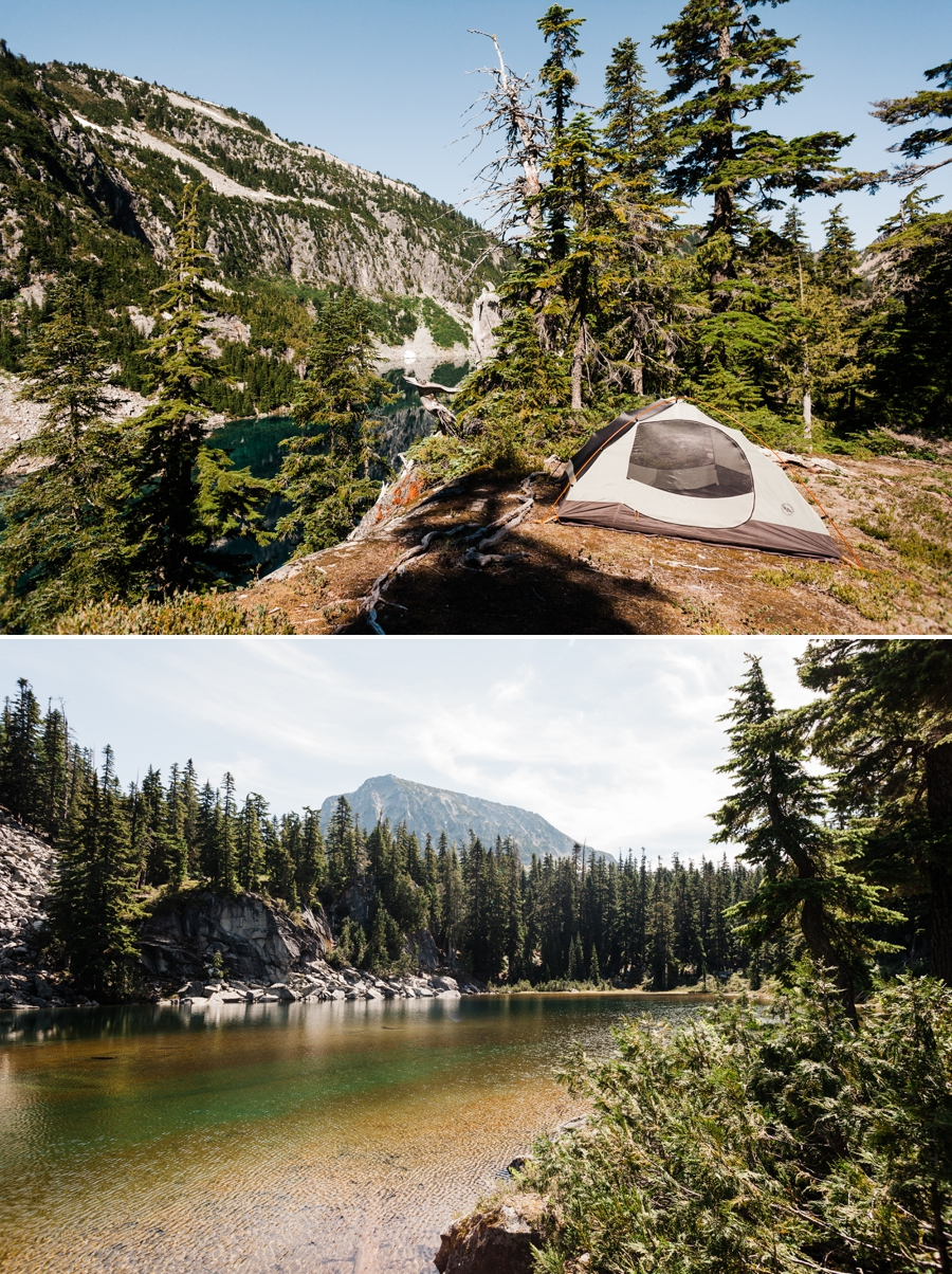 Backpacking Necklace Valley in the Central Cascades by Adventure Photographer Amy Galbraith