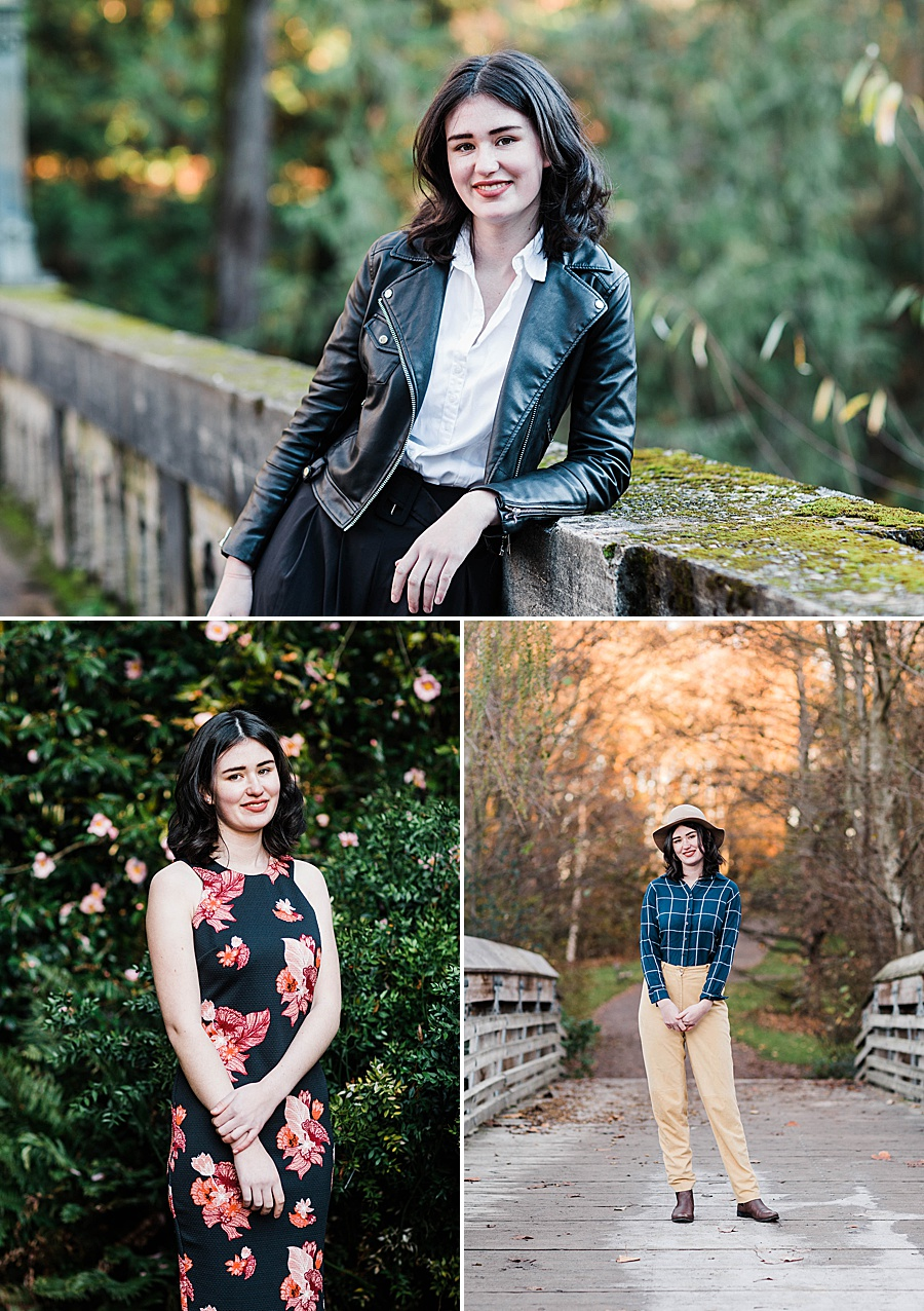 Class of 2019 Seattle Senior Photographer Amy Galbraith