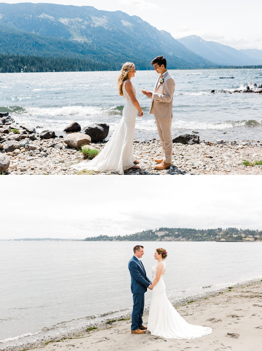 Best Places to Elope in Washington | Washington State Park Elopements | Adventure Wedding Photographer Amy Galbraith
